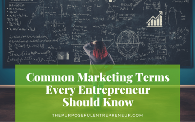Common Marketing Terms Every Entrepreneur Should Know